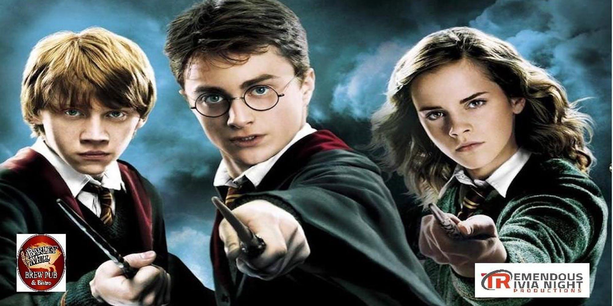Harry potter trivia night Penticton