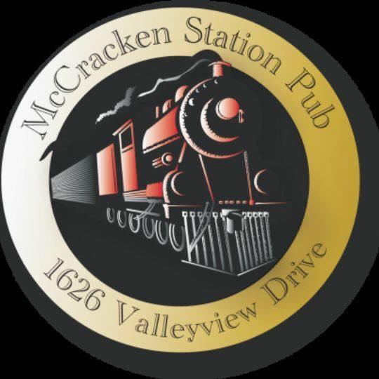 McCracken Pub Logo Kamloops