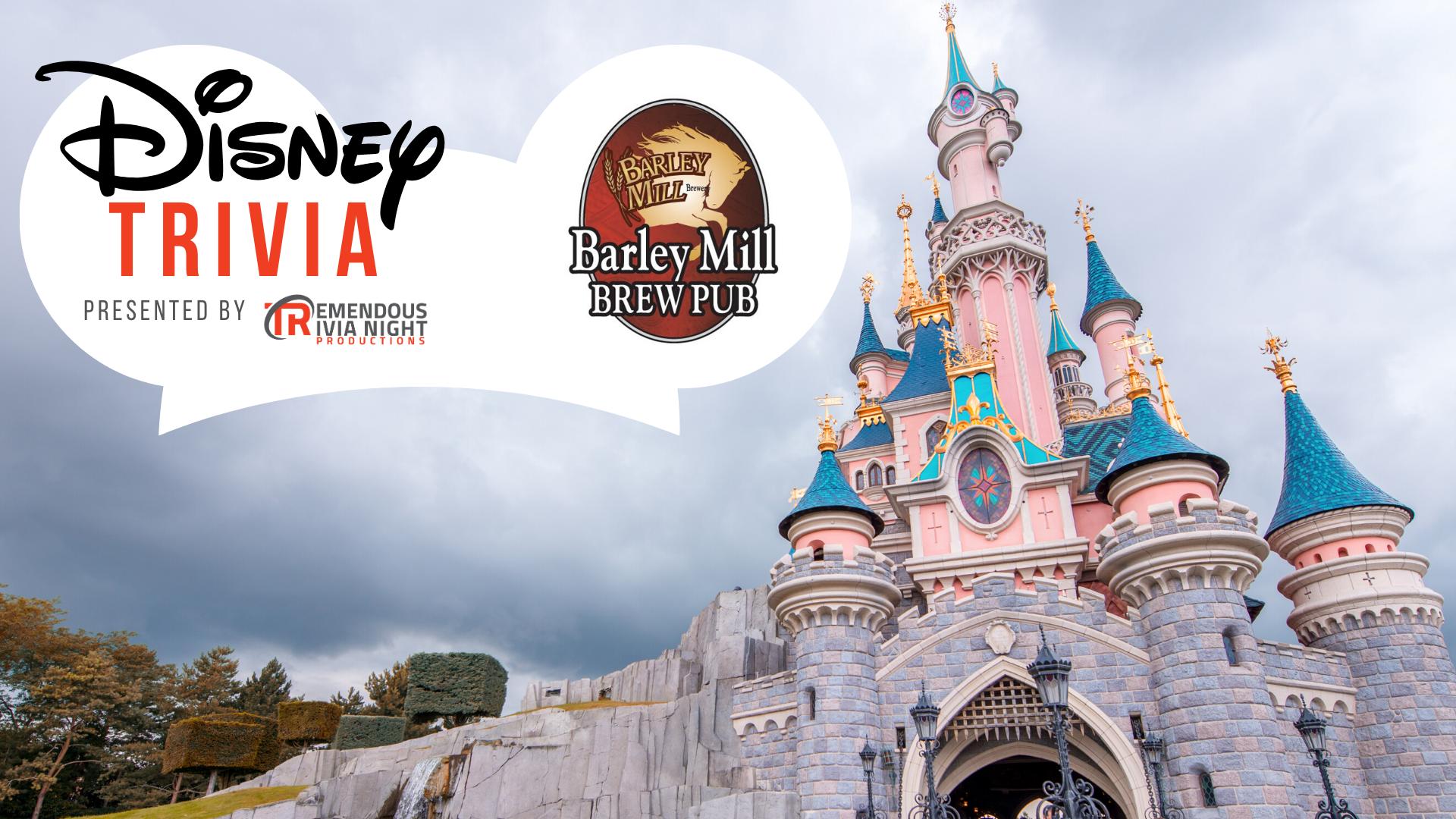 Barley Mill Disney trivia