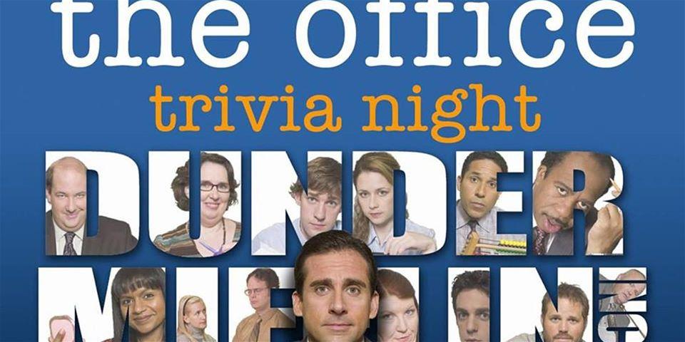 the office trivia kamloops