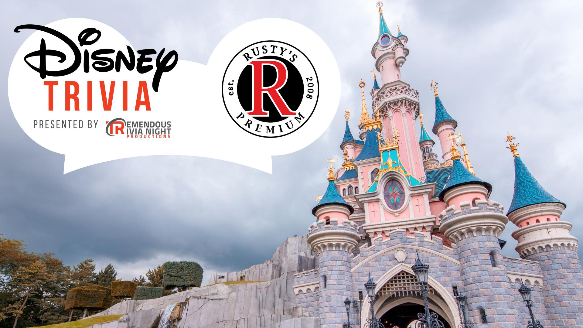 Rustys Disney trivia