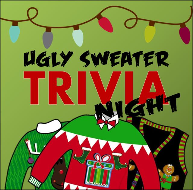 ugly sweater trivia in Kamloops